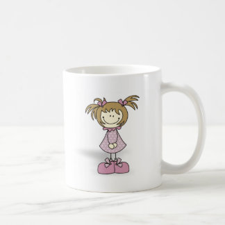 Nina Classic White Coffee Mug