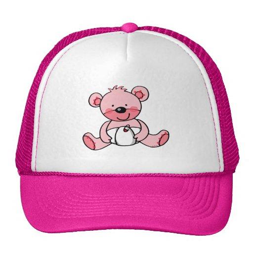 Niña (oso de peluche) gorra