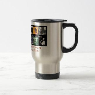 Nina Simone: In Her Own Words Coffee Mug