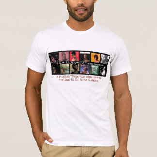 Nina Simone: In Her Own Words T-Shirt