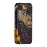Nina Simone Painting iPhone 4 Case
