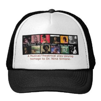 Nina Simone -The Legacy Lives Hat