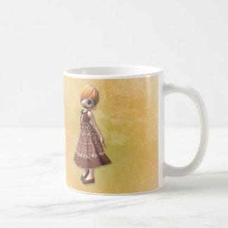 Niña Taza De Café
