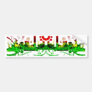 Nina tha don banner bumper sticker
