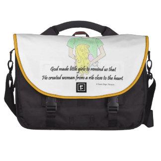 niñas bolsas para portátil