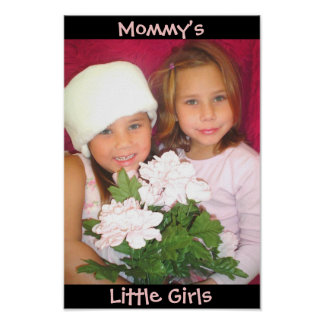 Niñas de Mommmys Poster