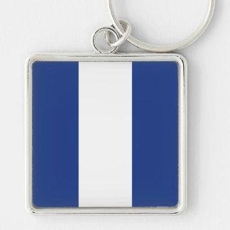 Nine (9) Signal Flag Keychain