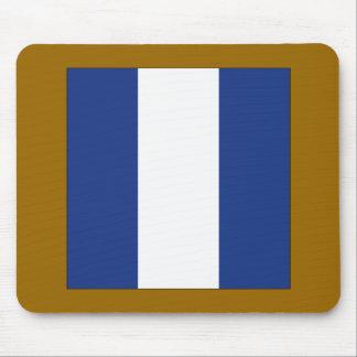 Nine (9) Signal Flag Mouse Pad