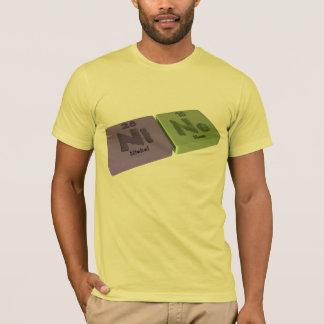 Nine as Ni Nickle and Ne Neon T-Shirt