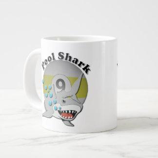 Nine Ball Pool Shark Giant Coffee Mug