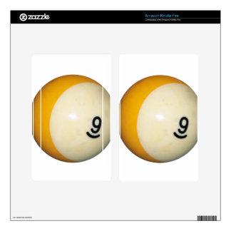 Nine Ball Skins For Kindle Fire