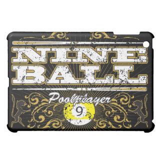 Nine Ball Vintage Design iPad Mini Cases
