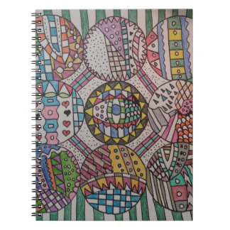 Nine Circles Design Notebook