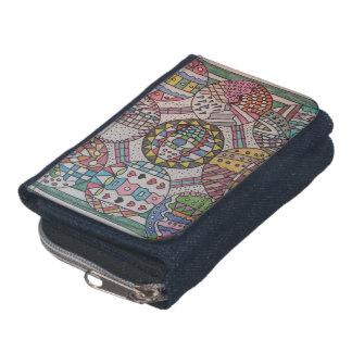 Nine Circles Design wallet