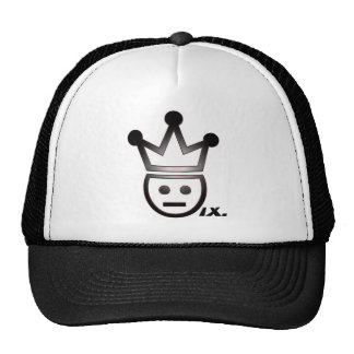 Nine Clouds: Royalty Hat