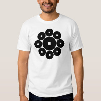 Nine coins for the Hasebe family T Shirts