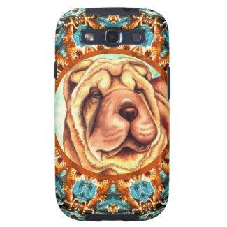 Nine Dragon Wall Case Samsung Galaxy SIII Cases