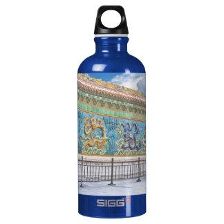 Nine Dragon Wall Forbidden City Beijing SIGG Traveler 0.6L Water Bottle