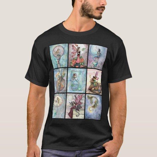 Nine Fairy Mermaid t-Shirt