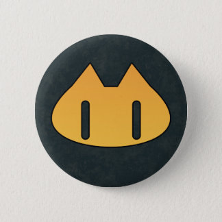 NINE LIVES PINBACK BUTTON