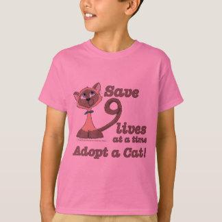 Nine Lives T-Shirt