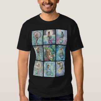 Nine Mermaids in One Shirt