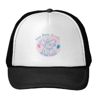Nine More Months Trucker Hat
