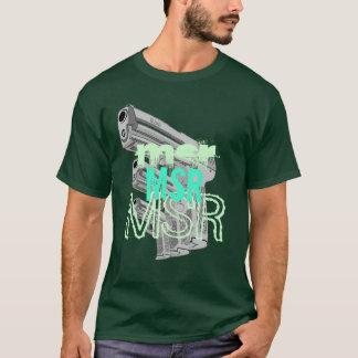 nine, nine, nine, MSR, MSR, MSR T-Shirt