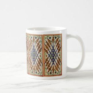 Nine of Staves Tarot Card Coffee Mug