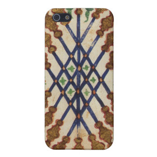 Nine of Staves Tarot Card iPhone SE/5/5s Case