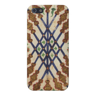 Nine of Staves Tarot Card iPhone SE/5/5s Cover