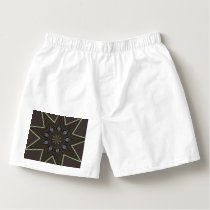 Nine Pointed Star Boxers