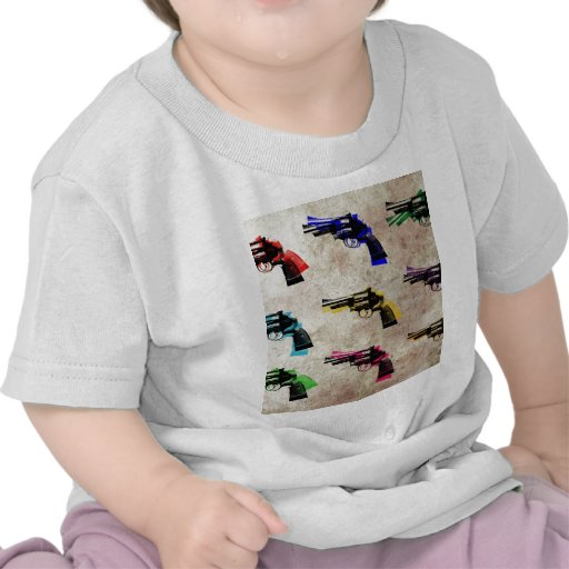 Nine Revolvers T Shirts