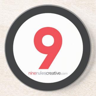 Nine Rules Creative Coaster