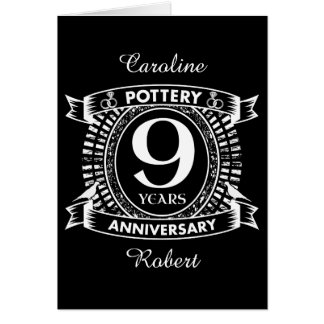 9 Wedding Anniversary Greeting Cards | Zazzle