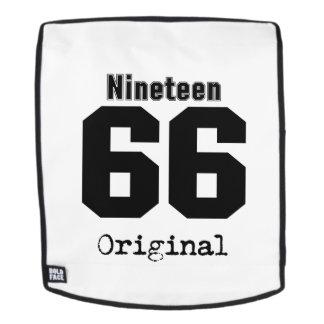 Ninen 66 Original 29th Birthday 1966 Vintage Backpack
