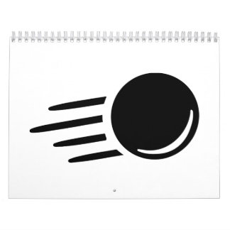 Ninepins skittles ball calendar