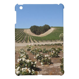 Niner Estates Heart Hill and White Roses Cover For The iPad Mini