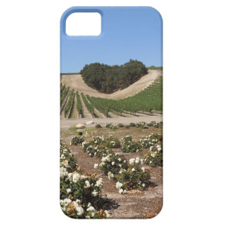 Niner Estates Heart Hill and White Roses iPhone SE/5/5s Case
