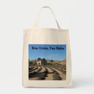 Niner Estates Paso Robles CA Event Center Bags