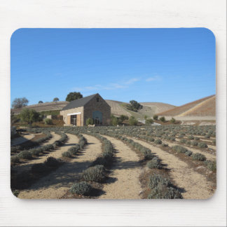 Niner Estates, Paso Robles, CA Event Center Mouse Pad