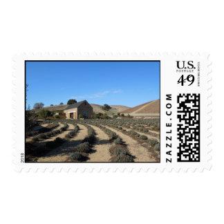 Niner Estates, Paso Robles, CA Event Center Postage Stamp