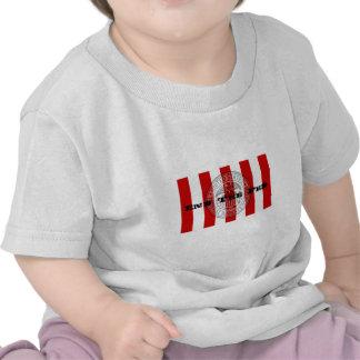 NineStripe End The Fed Tshirts