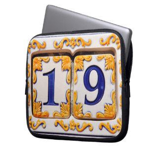 Nineteen Computer Sleeve