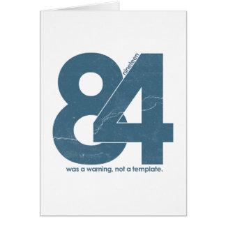 Nineteen eighty Four 1984 Cards