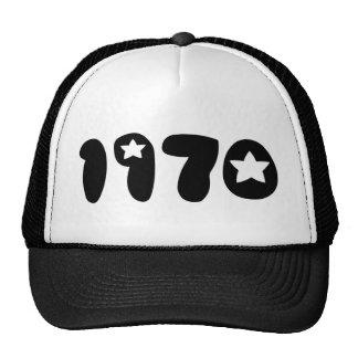 Nineteen Seventy. Trucker Hat