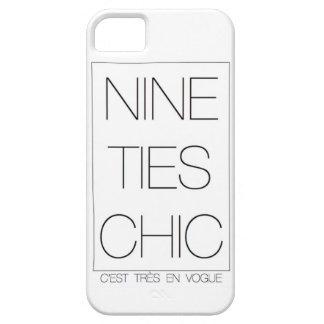 NINETIES CHIC iPhone SE/5/5s CASE