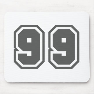 Ninety-Nine Mouse Pad