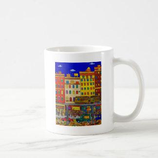 Niñez Bronx 6 por Piliero Taza De Café