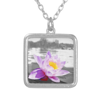 Ninfea Silver Plated Necklace